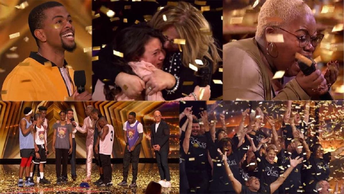 'America's Got Talent' Season 15 Golden Buzzer Audition Acts (Recap)
