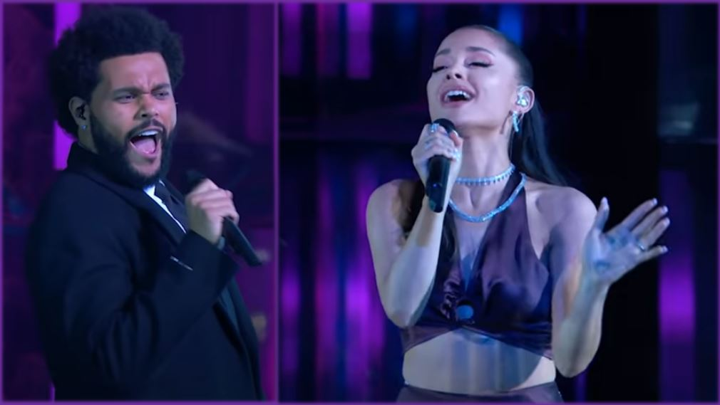The Weeknd, Ariana Grande land at #5 on YouTube Trending